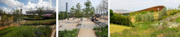 Queen Elizabeth olympic park - London